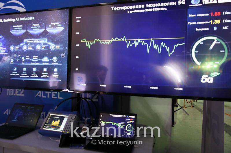 Впервые в РК: коммерческую сеть 5G запустили в Нур-Султане