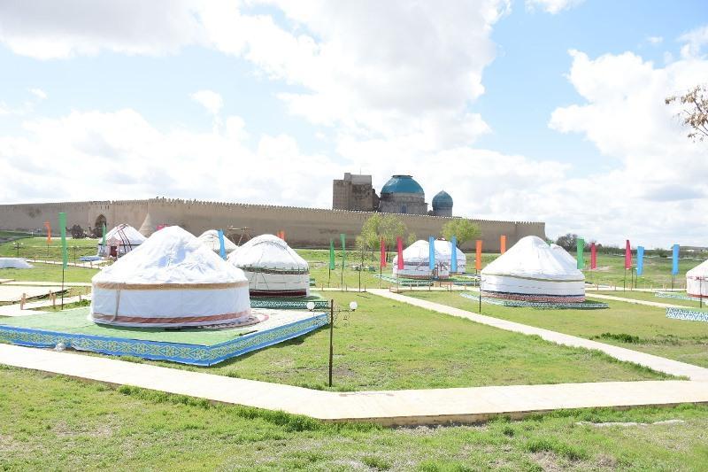 年初至今突厥斯坦州共接待游客140万人次