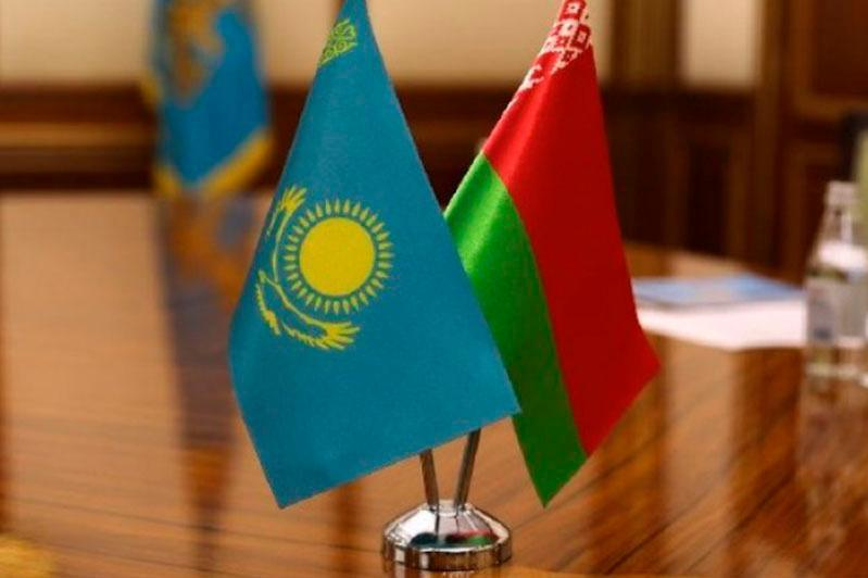 哈萨克斯坦和白俄罗斯贸易额有望突破10亿美元