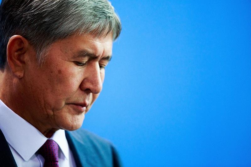 吉尔吉斯斯坦宪法法庭剥夺阿坦巴耶夫前总统地位