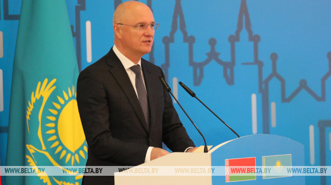Belarus, Kazakhstan to step up cooperation in space monitoring of Earth