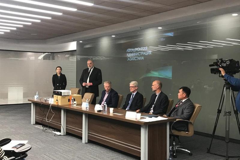 Гражданская авиация Казахстана переходит на британскую модель регулирования полетов