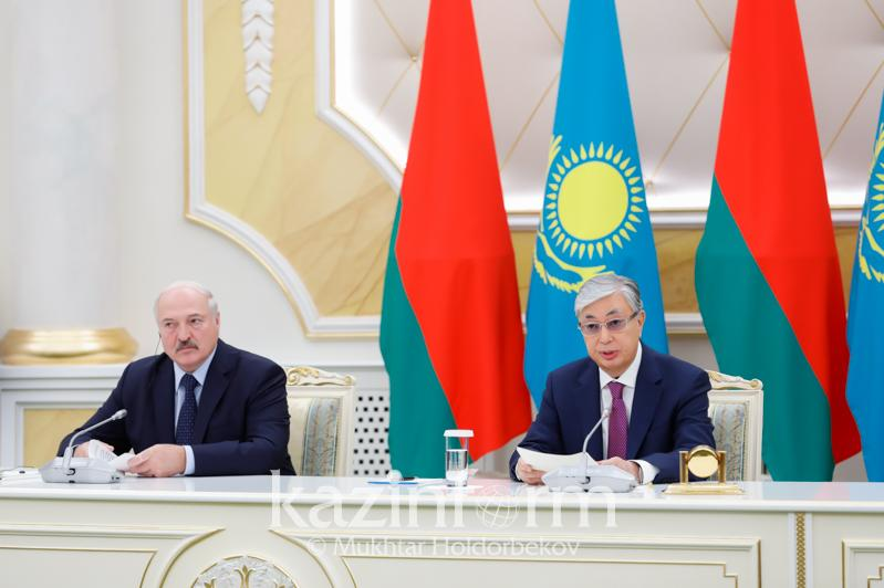 How will Kazakh-Belarusian coop develop?