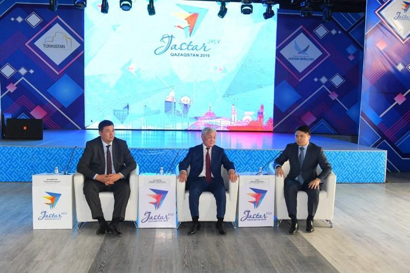 Түркістан жастары барша Қазақстанға үлгі болуы керек – вице-премьер