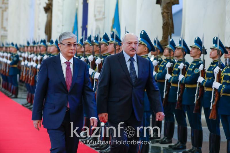 Чем ознаменовался визит Александра Лукашенко в Нур-Султан