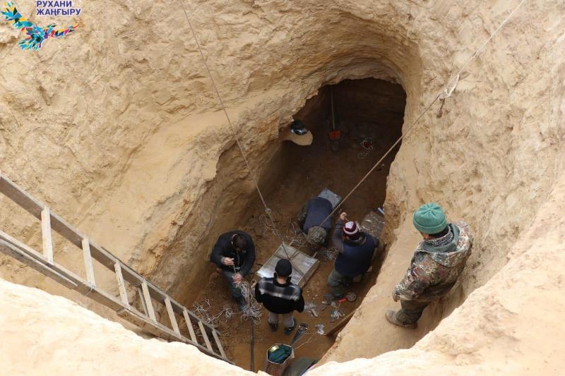Новый «Золотой человек» найден в Актюбинской области