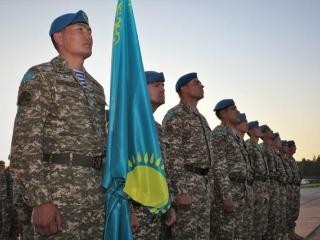 Қазақстанның үздік десантшылары анықталды