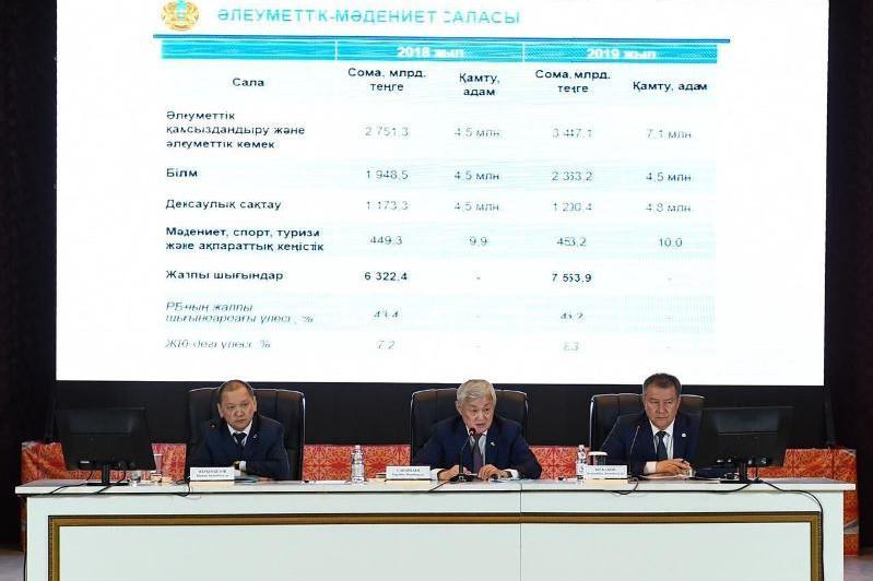 Бердібек Сапарбаев Шиелі және Жаңақорған аудандарында болды