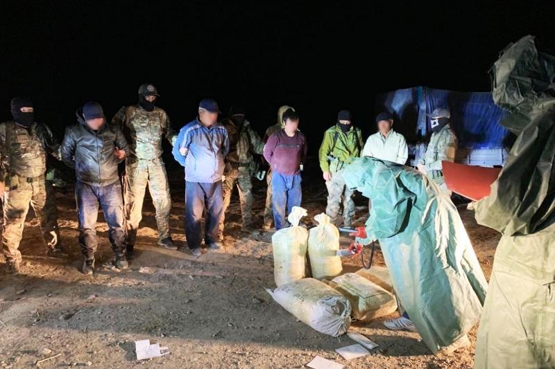 Сбыт уранового сырья пресекли в Кызылординской области