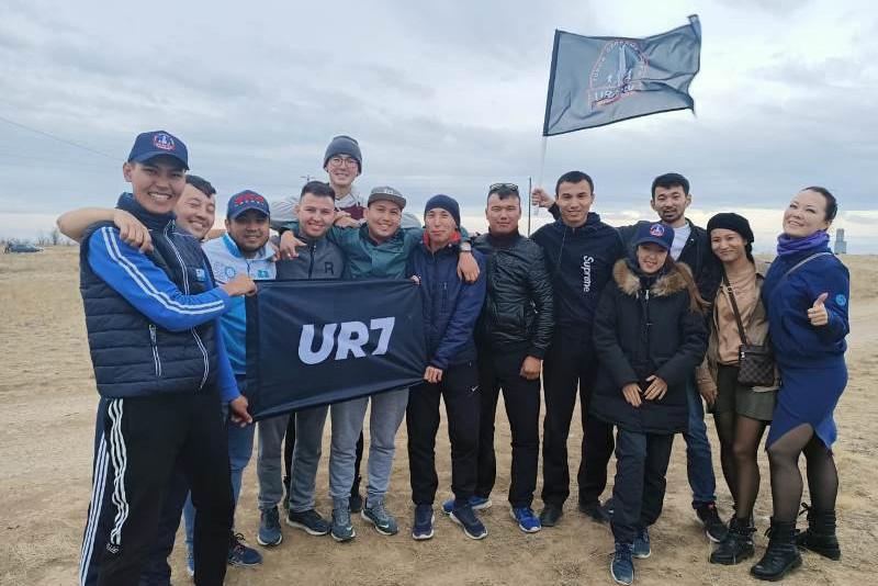 Ультрамарафоншылар Оралдан Атырауға дейін 500 шақырымды жүгіріп өтті