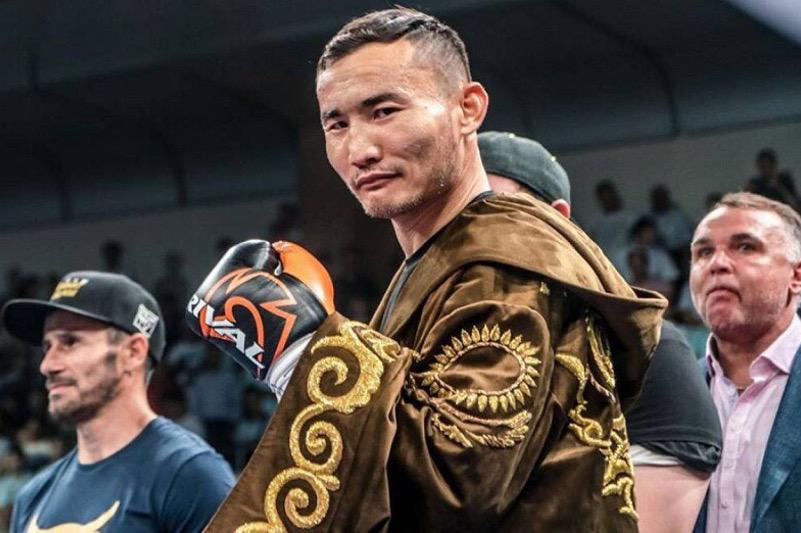 Қанат Исламмен қатар өнер көрсеткен қазақ боксшыларының рейтингі жоғарылады