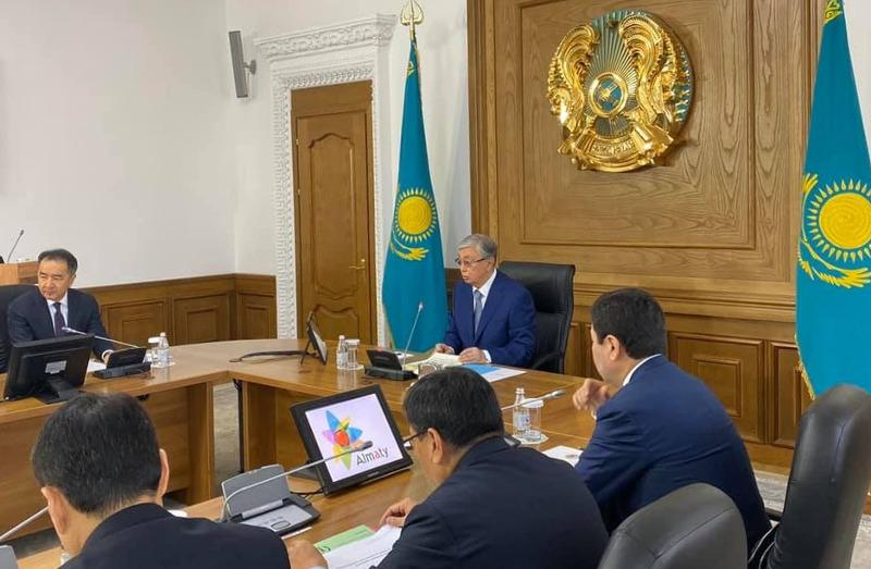 President: Almaty turns into large regional investment attractive centre