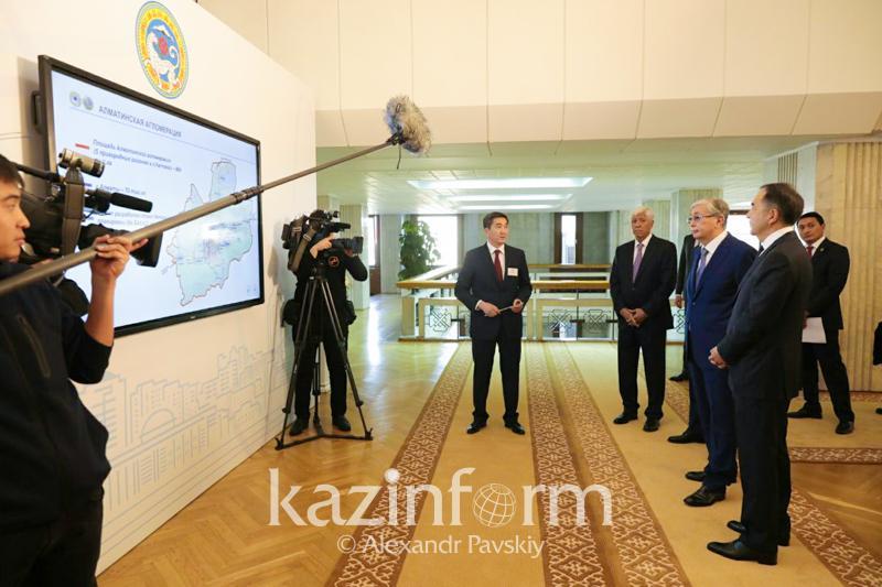 总统指示就G4城市项目的实施前景制定建议书