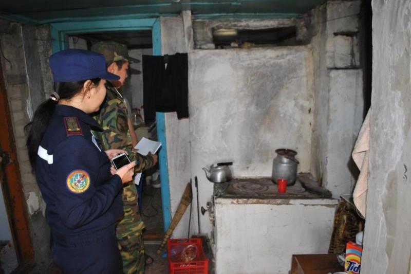 Более 300 датчиков угарного газа установили в частных домах в СКО