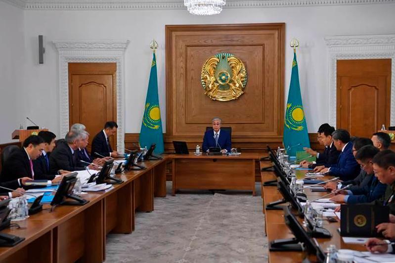 Какие задачи по дальнейшему развитию Алматы поставил Президент