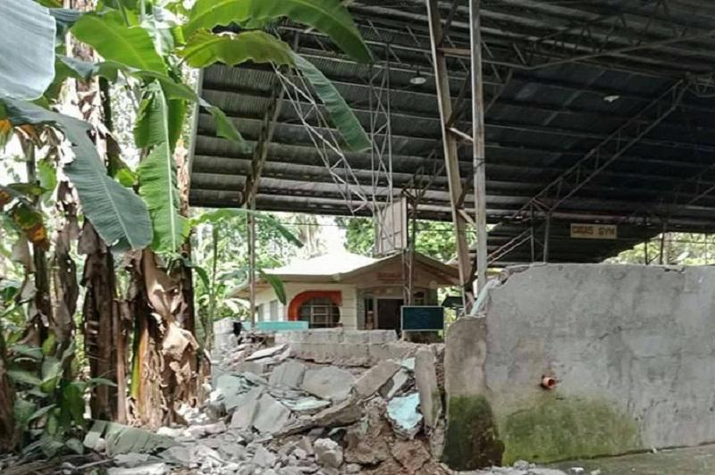菲律宾南部发生6.6级地震