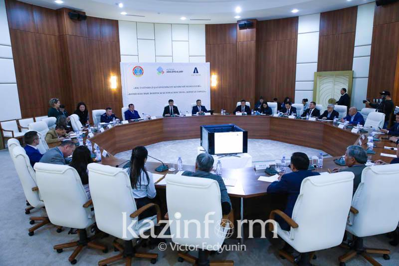 Вопросы безопасности на дорогах обсудили в столице
