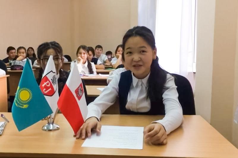 Polish Community of Kazakhstan joins #abai175 challenge