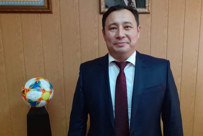 У футбольного клуба «Каспий» сменился руководитель