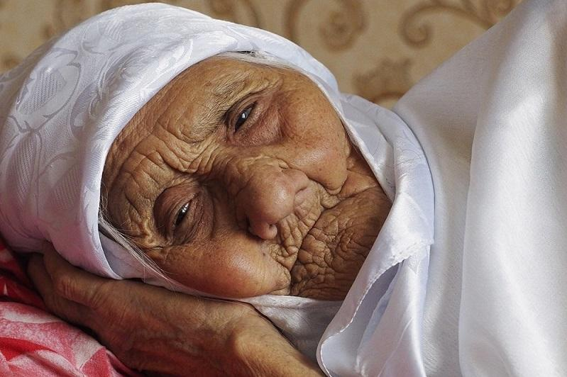 World's oldest woman, ethnic Kazakh, died in Russia