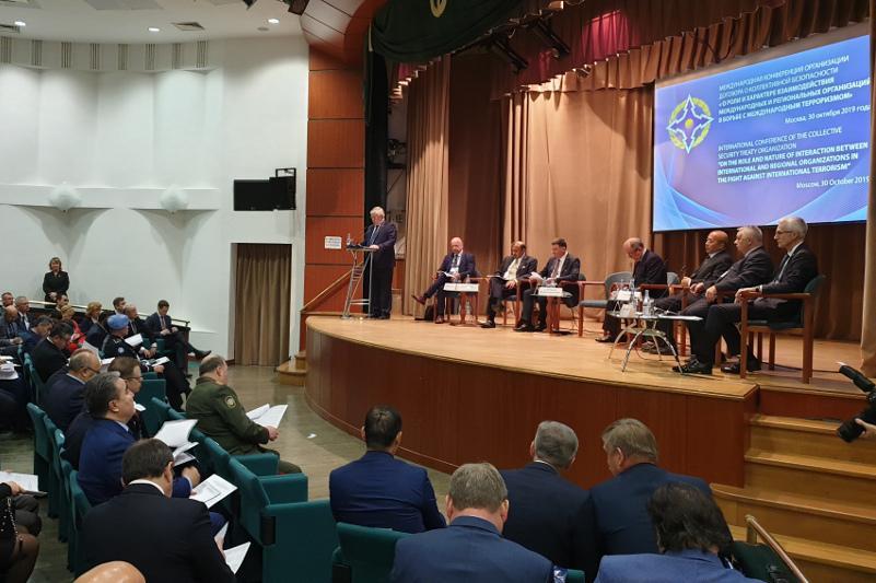Мировое сообщество поддерживает казахстанские подходы по достижению мира, свободного от терроризма