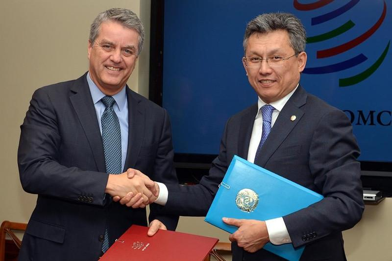 Kazakh Minister of Trade and Integration meets ambassadors of WTO member countries