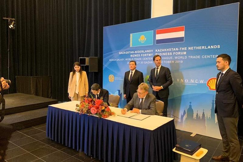 Казахстан и Нидерланды будут сотрудничать в сфере космических технологий