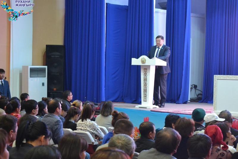 В Туркестане прошла встреча с участниками проекта «Духовный караван»