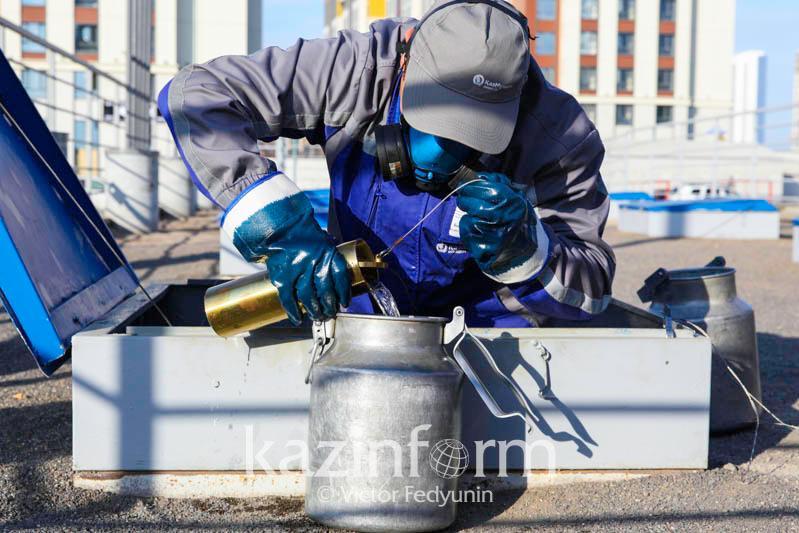 Қазақстанда жанар-жағармай бекеттеріндегі бензин сапасы қалай тексеріледі