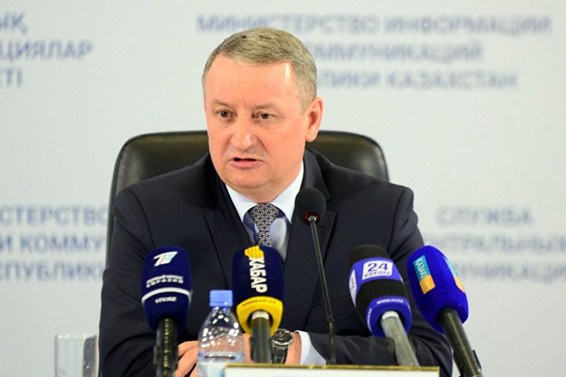 Владимир Беккер дал рекомендации казахстанцам перед началом отопительного сезона