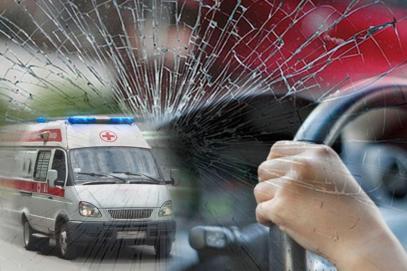 ДТП по вине пьяного водителя произошло в Таразе, есть пострадавшие