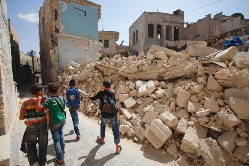 叙利亚宪法委员会正式启动