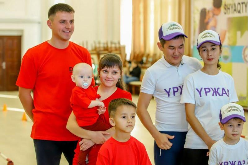 В ВКО выбрали лучшую молодую семью