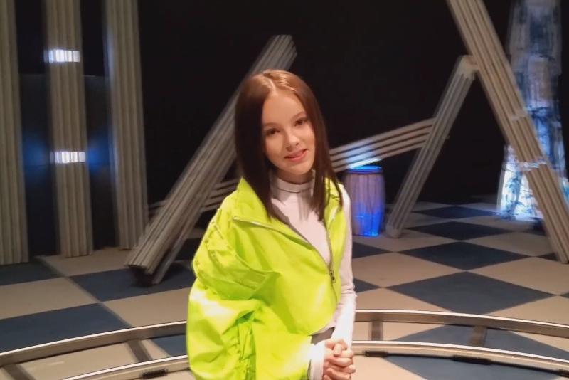 哈萨克斯坦青年歌手丹妮莉亚为新歌«Don't cha»拍摄MV