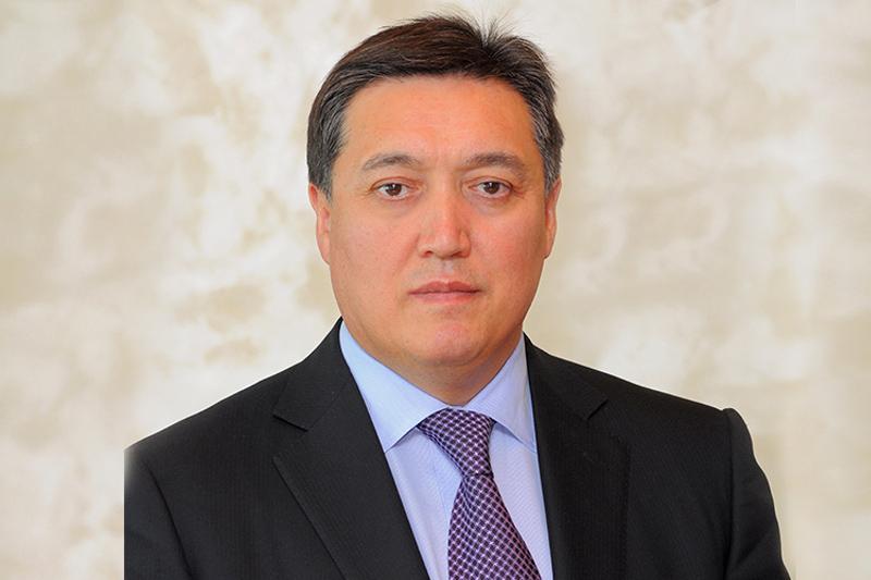 Асқар Мамин Өзбекстан Президентімен кездеседі