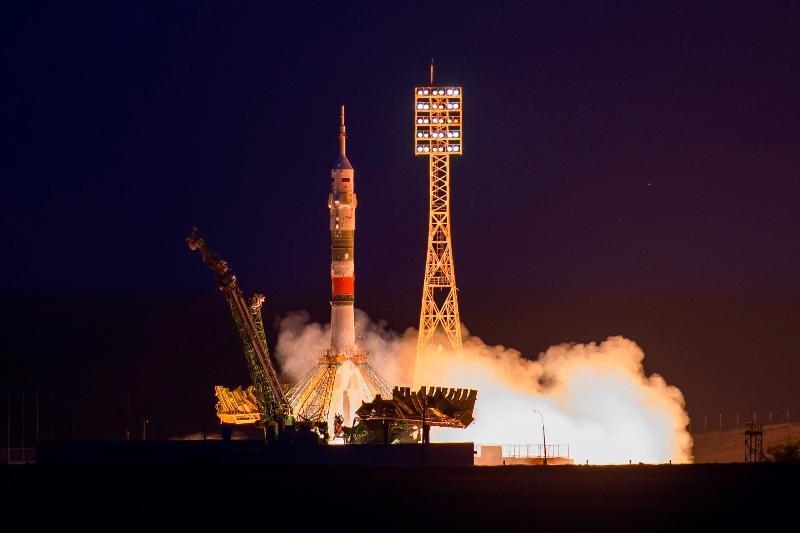 拜科努尔航天发射基地将于下月发射运载火箭