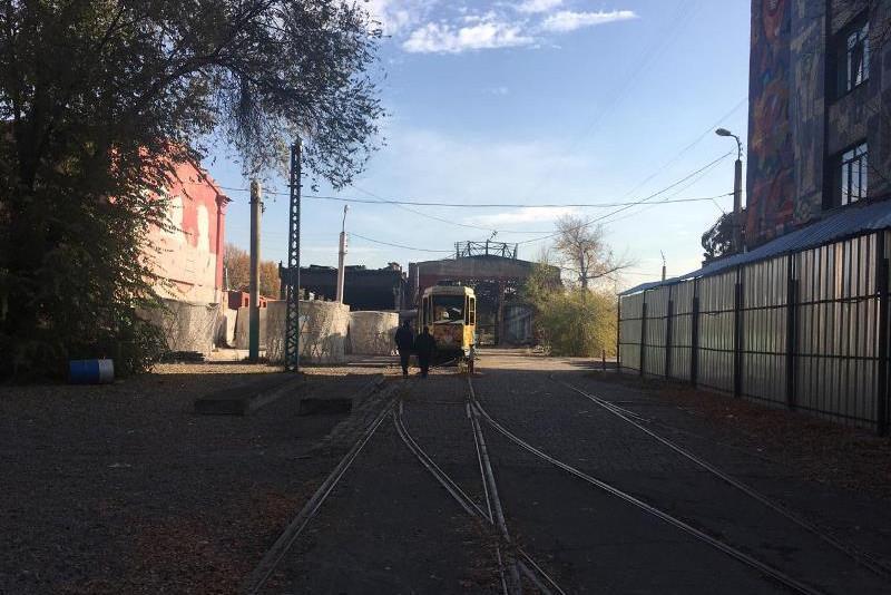Алматы трамвай депосын қайта жөндеу 2021 жылы аяқталады