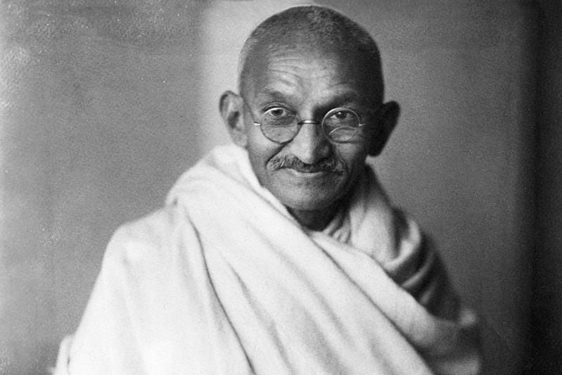 Махатма Ганди – человек на все времена