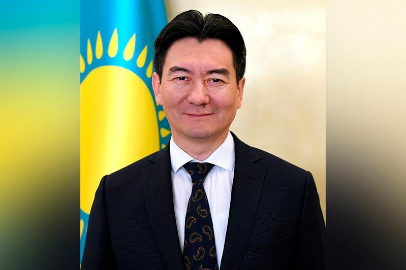 总统任命哈萨克斯坦驻中国大使