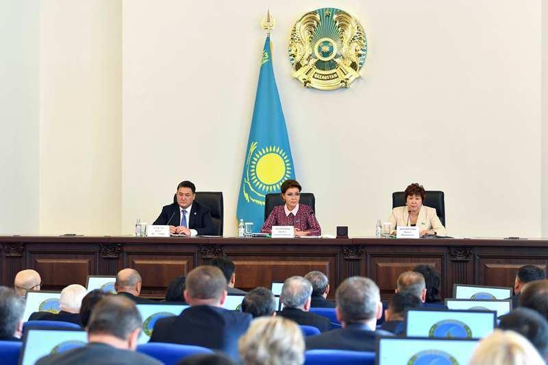 Дариға Назарбаева: Жергілікті өзін-өзі басқару толыққанды және күшті буын болуы тиіс