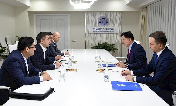 上海合作组织就能源领域合作前景问题在塔什干召开会议