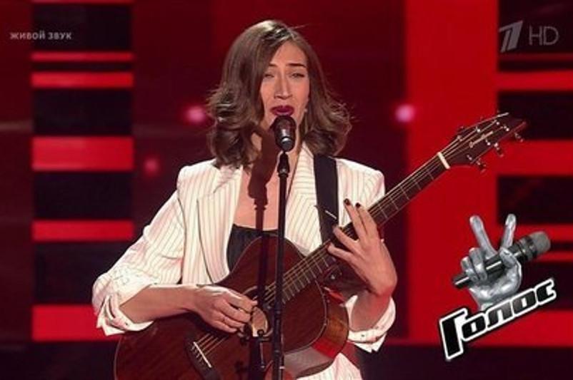 Астанчанка Полина Тырина попала в команду Меладзе на российском шоу «Голос»