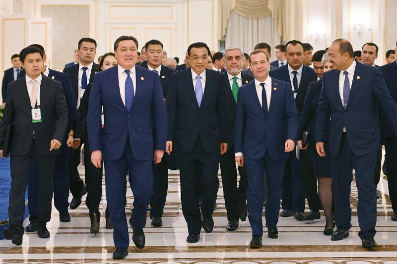 ҚР Премьер-Министрі ШЫҰ ынтымақтастығын дамыту бойынша бірқатар бастама көтерді