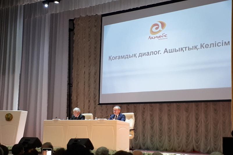 Бердібек Сапарбаев еліміздегі үздік 1 мың оқушыға арналған жоба туралы айтты