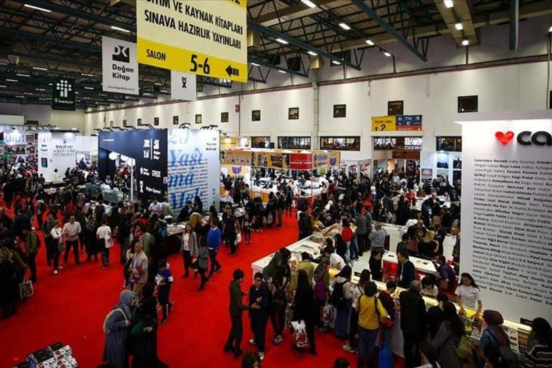 Turkey's largest international book fair opened its doors to book lovers on Saturday.