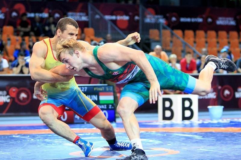 Борец Шадукаев стал бронзовым призером ЧМ (U-23)