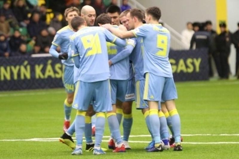 ҚПЛ: «Астана» алтыншы жыл қатарынан чемпион атанды