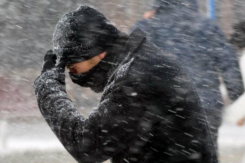 О снеге и похолодании предупредили жителей пяти областей