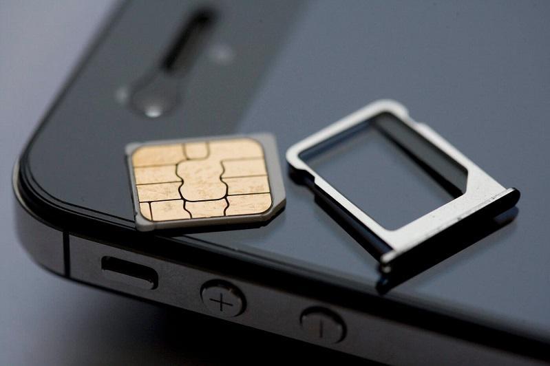 Крупные торговые сети оштрафованы за распространение SIM-карт без регистрации на абонента