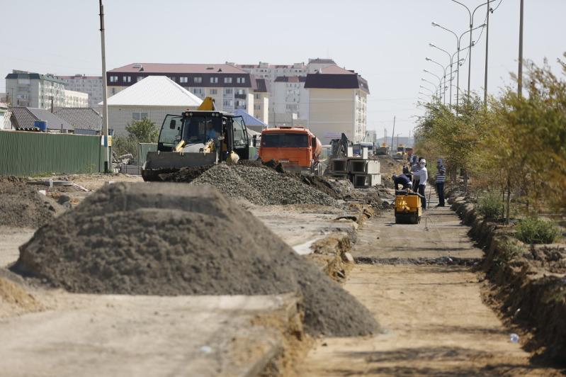 «Атырау-Астрахан» жолының құрылысы 2022 жылы толық аяқталады -  Нұрлан Ноғаев